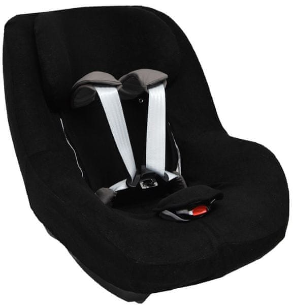 EKO Potah na autosedačku Maxi Cosi Pearl, 2Way Pearl - černý