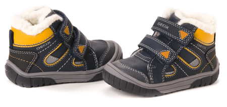 Geox fiú sportcipő 27 sötét kék