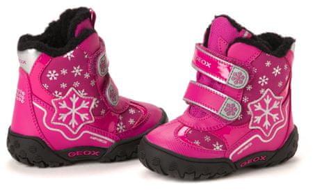 Geox lány bokacsizma 23 rózsaszín