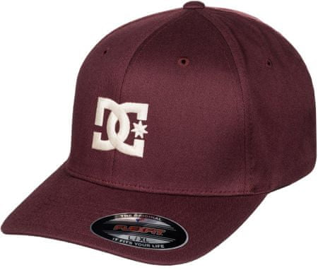 DC kapa Cap Star 2 M Hats, bordo rdeča, L/XL