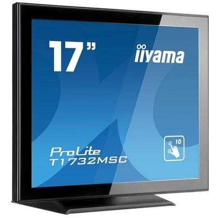 iiyama IPS monitor ProLite T1732MSC-B1X
