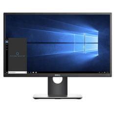 DELL IPS LED monitor P2317H, črn