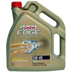 Castrol olje Edge TD Titanium 5W40, 5 l