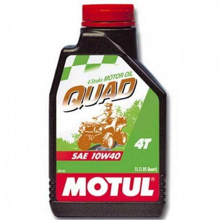 Motul olje 4T Quad 10W40, 1 l