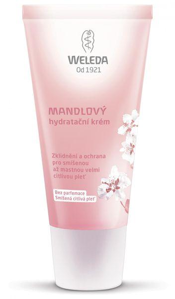 Weleda Mandlový hydratační krém 30 ml