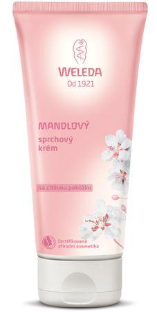 Weleda Mandlový sprchový krém na citlivú pokožku 200 ml