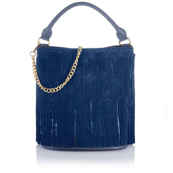 Boscha modrá kabelka