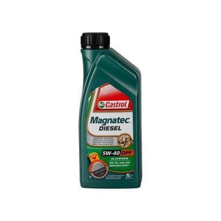 Castrol olje Magnatec Diesel DPF 5W40, 1 l