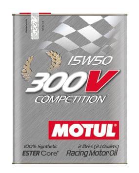 Motul ulje 300V Competition 15W50, 2 l