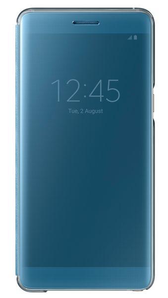 Samsung flipové pouzdro Clear View Cover, Galaxy Note 7, modrá