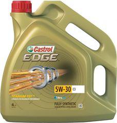 Castrol olje Edge FST Titanium C3 5W30, 4 l