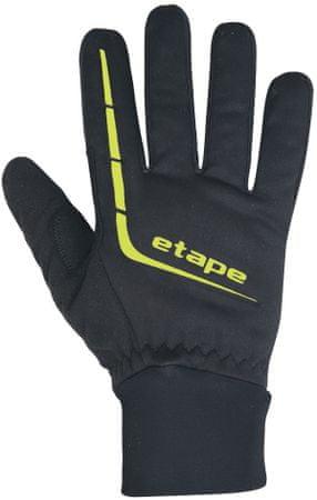 Etape Gear WS+ černá/žlutá fluo M