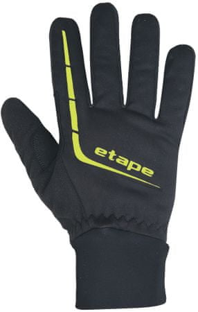 Etape Gear WS+ černá/žlutá fluo L