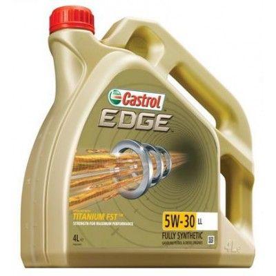 Castrol olje Edge LL Titanium 5W30, 4 l