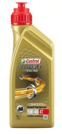 Castrol olje Power 1 Racing 4T 5W40, 1 l