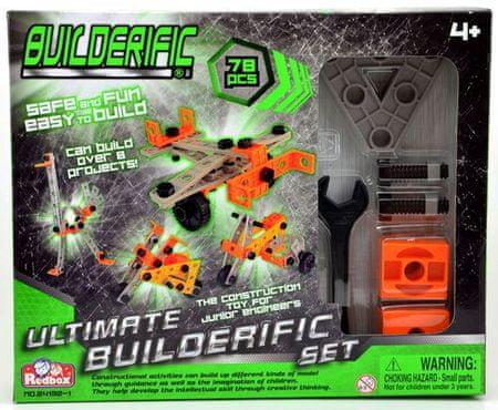 Teddies Stavebnice Builderific Variant 78 ks
