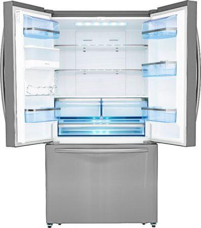 Hisense RF697N4ZS2 Amerikai hűtőszekrény, 536 l
