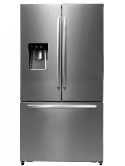 Hisense americká lednička RF697N4ZS2