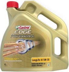 Castrol ulje Edge Professional LongLife III 5W30, 4 l