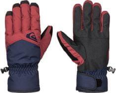 Quiksilver moške rokavice Cross Glove M, Pomegranate