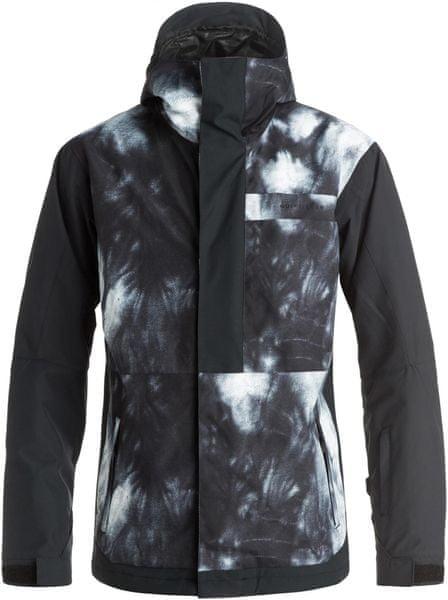 Quiksilver Ambition Jacket M Snowjacket Tempeta Caviar L