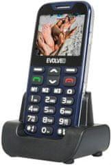 Evolveo GSM telefon EasyPhone XD, moder