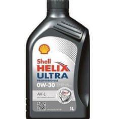 Shell ulje Helix Ultra Professional AV-L 0W30, 1 l