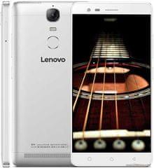 Lenovo mobilni telefon K5 Note, svjetlo sivi
