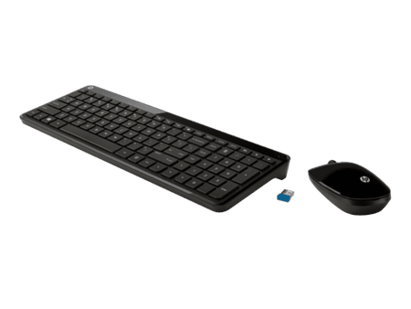 HP brezžična tipkovnica C6020