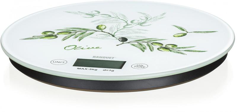 Banquet Váha kuchyňská digitální OLIVES 5 kg