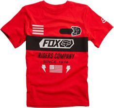 FOX fantovska majica Osage Ss Tee