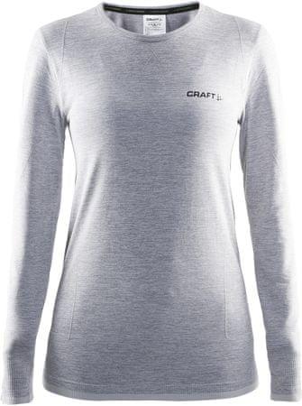 Craft majica Active Comfort LS, siva, S