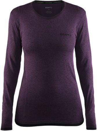Craft majica Active Comfort LS, vijolična, S