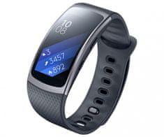 Samsung sportska narukvica SM-R3600 Gear Fit 2, tamno siva