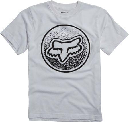 FOX fantovska majica Narka Ss Tee 152 bela