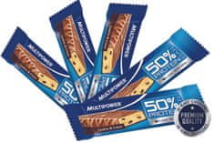 Multipower 50% Protein Bar (5x cookies)