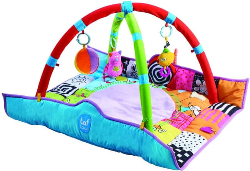 Taf Toys Deka s aktivitami pro novorozence