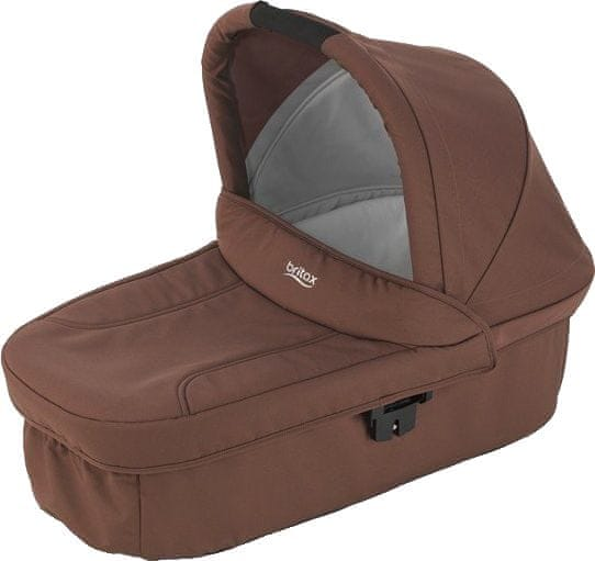 Britax Hluboká korba 2017, Wood Brown