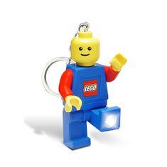 LEGO® Minifigura Classic privjesak za ključeve s LED svjetlom