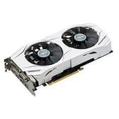 Asus grafična kartica Dual GTX1060, 6GB GDDR5, PCI-E 3.0 (DUAL-GTX1060-O6G)