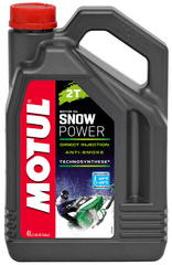 Motul ulje 2T Snow Power, 4 l