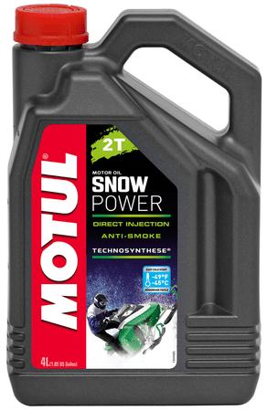 Motul ulje 2T Snow Power, 4 l