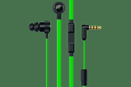 Razer slušalke z mikrofonom Hammerhead PRO V2