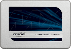 Crucial disk SSD 525GB 2.5 SATA3 3D TLC, MX300, 7mm