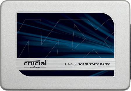 Crucial disk SSD 275GB 2.5 SATA3 3D TLC, MX300, 7mm