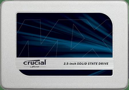Crucial disk SSD 1TB 2.5 SATA3 3D TLC, MX300, 7mm