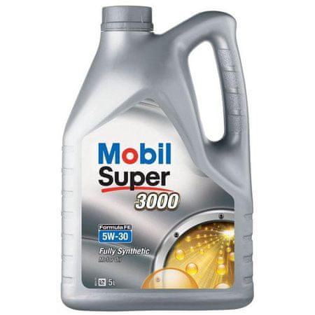 Mobil olje Super 3000 X1 FE Special 5W30, 5 l