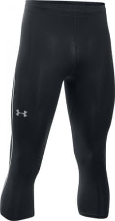Under Armour spodnie do biegania Coolswitch Run Capri Black Black Reflective XL
