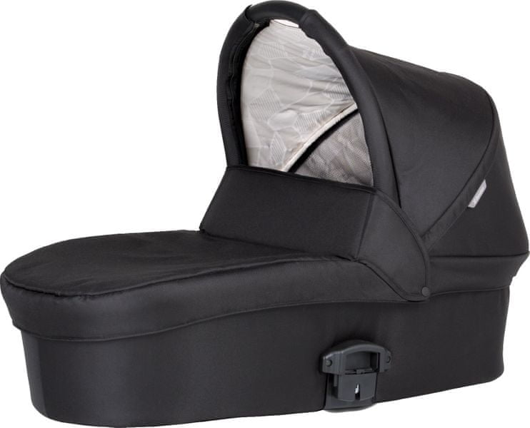 X-lander X-pram Light, Carbon black