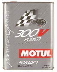 Motul olje 300V Power 5W40, 2 l
